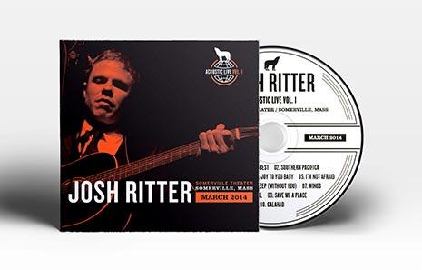 Josh Ritter Acoustic Live Vol. 1