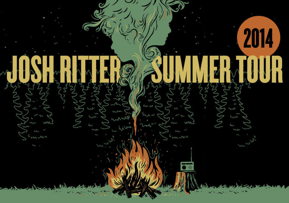 Josh Ritter Summer 2014 Tour Dates
