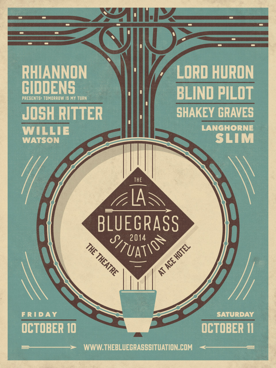 la bluegrass situation_art